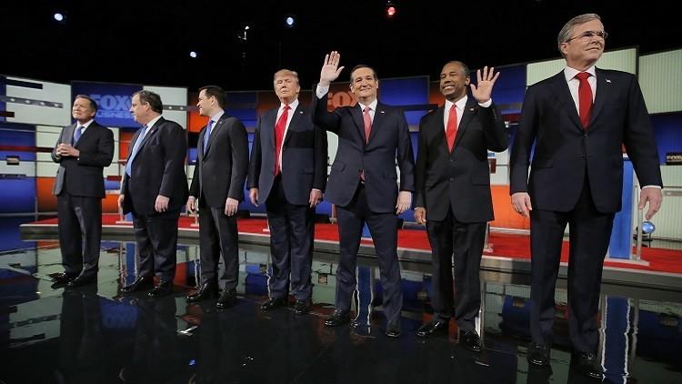 مرشحون للرئاسة الأمريكية يدعون إلى تعزيز القدرة العسكرية ومكافحة داعش