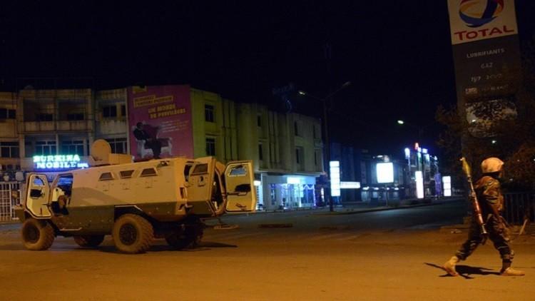 حصيلة اعتداءات بوركينا فاسو تصل إلى 30 قتيلا ومثلهم جرحى