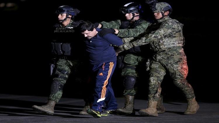 أوباما يهنئ رئيس المكسيك باعتقال بارون المخدارات