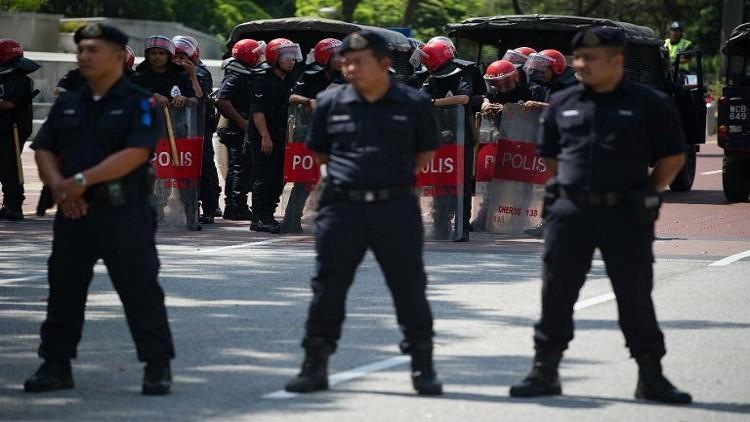 ماليزيا توقف 4 أشخاص على صلة بداعش