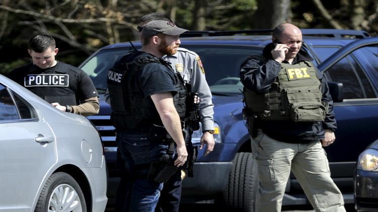 إلقاء القبض على مطلوب خطير في الولايات المتحدة