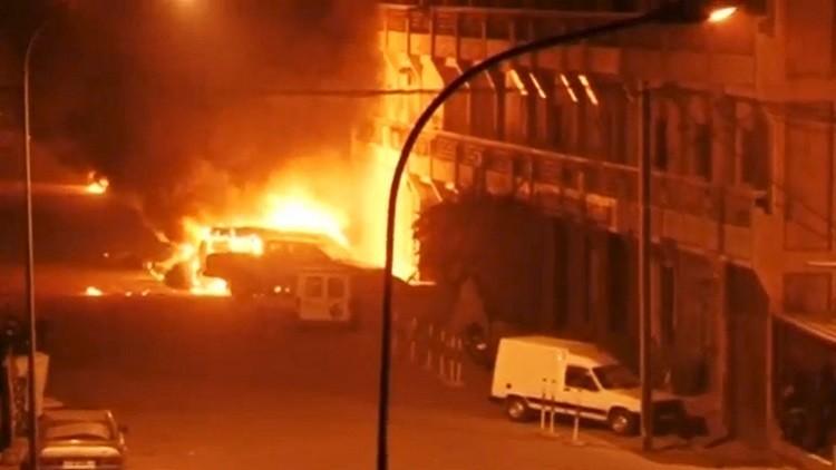 خطف مواطنين أستراليين شمال بوركينا فاسو
