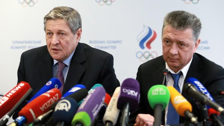 مشاركة الرياضيين الروس في أولمبياد 2016 أولوية رئيس اتحاد القوى الجديد