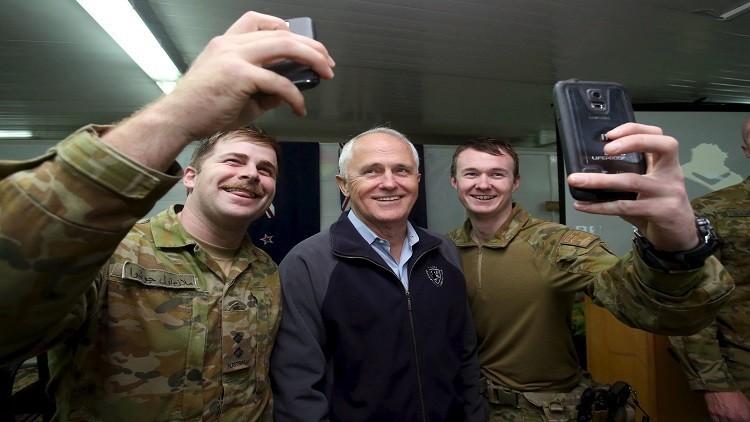 رئيس وزراء أستراليا: الجيش العراقي هو من سيهزم