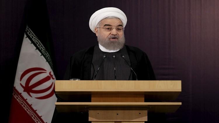 روحاني يصف الاتفاق النووي بالـ