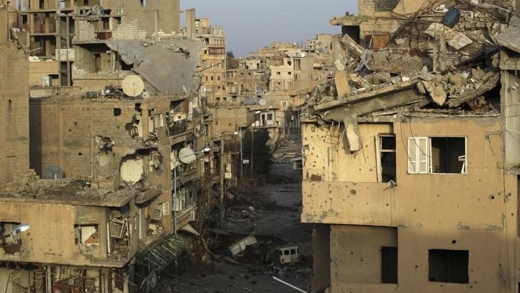 داعش يخطف 400 مدني في هجوم على دير الزور