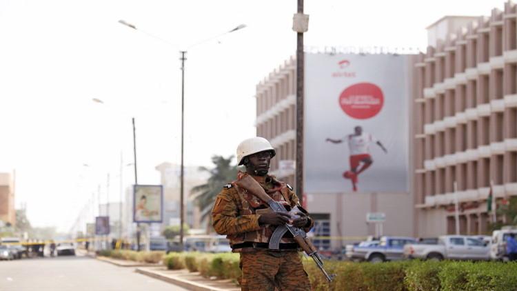 مقتل أسرة أوكرانية في هجوم بوركينا فاسو