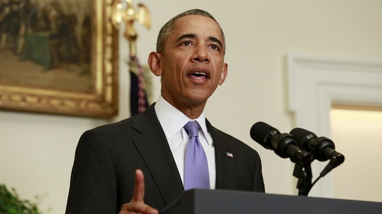 الرئيس الامريكي: المقاطعة الدبلوماسية لإيران لم تخدم مصالح الولايات المتحدة