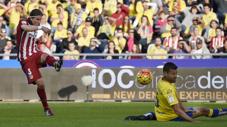 أتلتيكو مدريد يفوز على لاس بالماس ويبتعد في صدارة الليغا (فيديو)