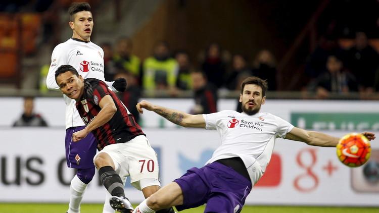 فيديو .. ميلان يستعيد توازنه على حساب ضيفه فيورنتينا
