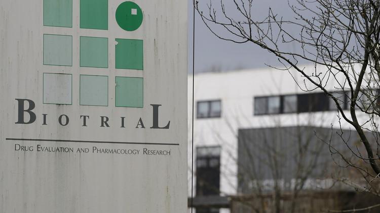وفاة شخص وإصابة خمسة آخرين في تجارب دوائية بفرنسا