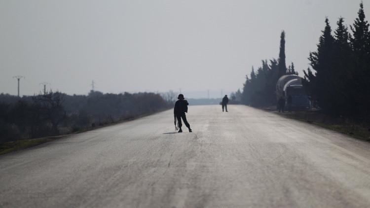 قافلة إنسانية ثالثة تدخل إلى البلدات السورية المحاصرة