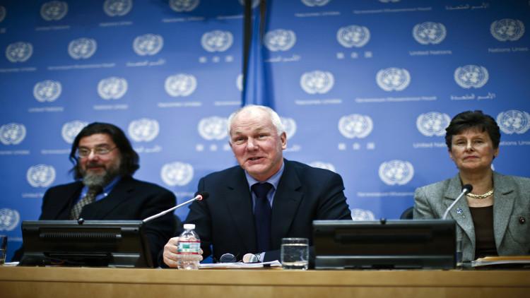 الأمم المتحدة: سنوجه الدعوات لحضور مباحثات السلام السورية بعد الاتفاق على ممثلي المعارضة