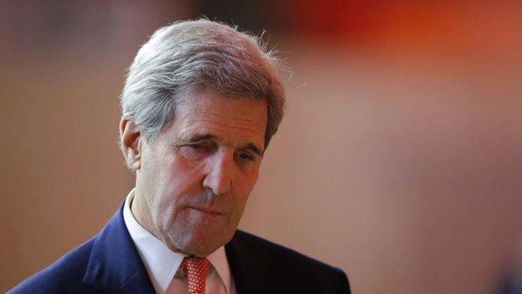 كيري يعبر عن غضبه لنشر إيران تسجيل فيديو للبحارة الأمريكيين (فيديو)