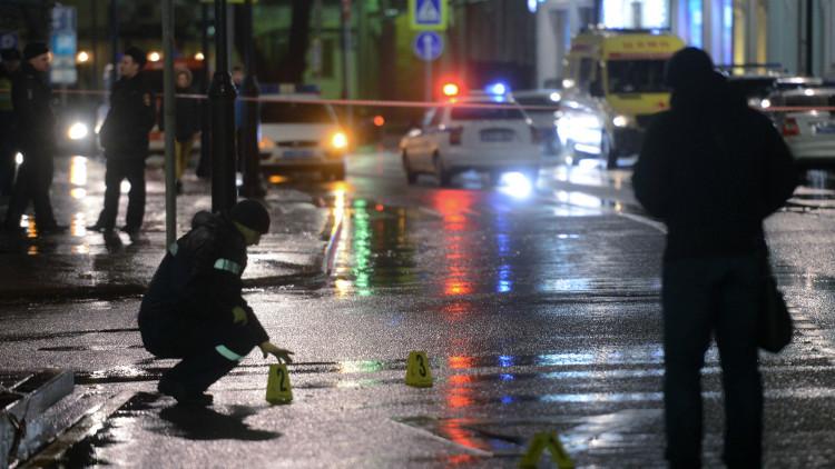 اعتقال المشتبه به في تفجير موقف للحافلات وسط موسكو