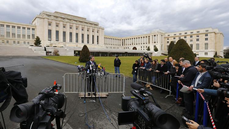 خلافات حول تركيبة وفد المعارضة السورية إلى محادثات جنيف
