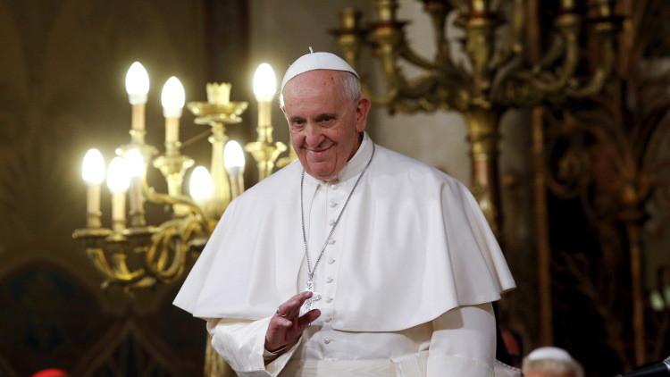 البابا فرنسيس يزور مسجد روما قريبا