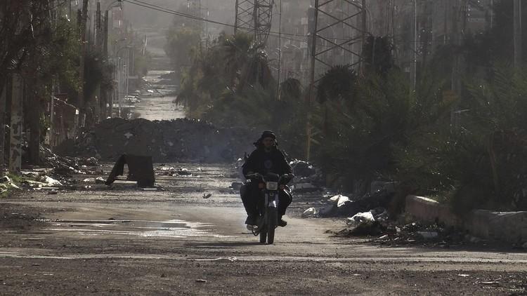 سوريا.. كيف حسمت الدراجات النارية معركة سلمى!