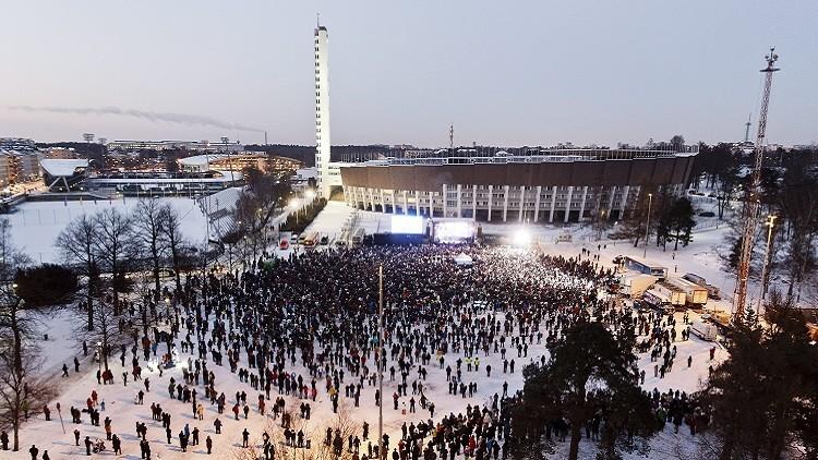 شرطة فنلندا تكشف عن اعتداءات جنسية جماعية
