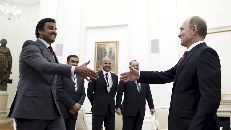 الثابت والمتغير في الموقف القطري تجاه الأسد