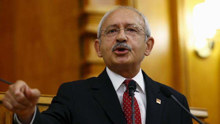 زعيم المعارضة التركية: أردوغان