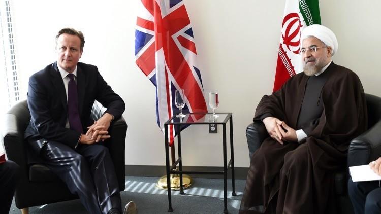 كاميرون يأمل حضور إيران اجتماعا للمانحين بشأن سوريا