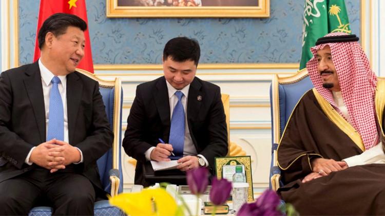الصين تقرب الشرق الأوسط منها اقتصاديا دون تدخل في مشاكله السياسية