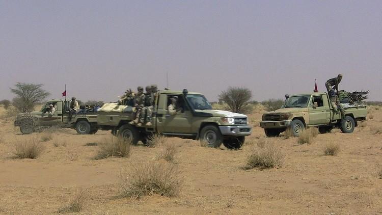 مقتل 3 جنود في هجوم مسلح وسط مالي