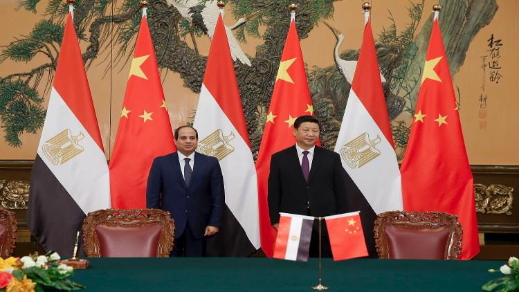 الرئيس الصيني: ندعم مساعي مصر للحفاظ على استقرارها