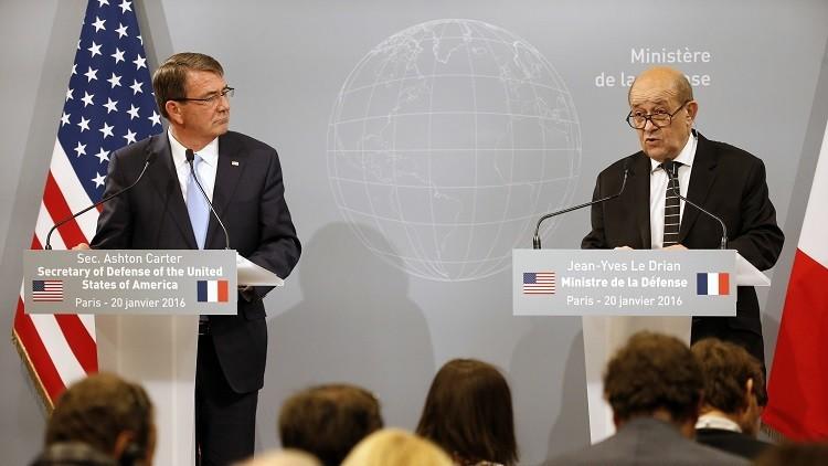 كارتر: سنكثف الحملة على داعش