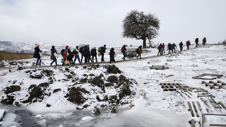 في الأعوام الثلاثة القادمة.. النمسا لن تستقبل أكثر من 130 ألف لاجئ