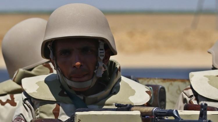 مصر.. مقتل 5 عناصر من الشرطة في هجوم مسلح وسط العريش