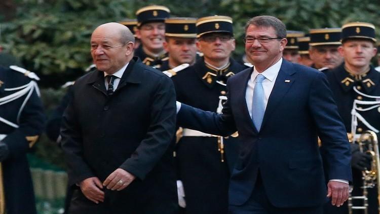 وزراء دفاع سبع دول يتعهدون باستئصال ورم داعش