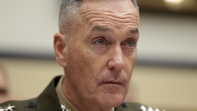 دانفورد: العملية الروسية أعادت للقوات السورية مواقعها المفقودة جزئيا