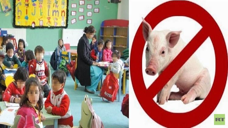 بلدة دنماركية تلزم مؤسساتها بتقديم لحم الخنزير بعد منعه احتراما للمسلمين