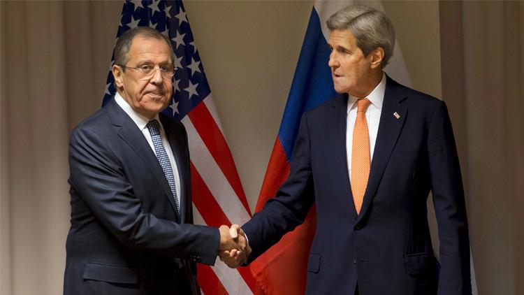 لافروف وكيري يحاولان إنقاذ مؤتمر سوري في جنيف