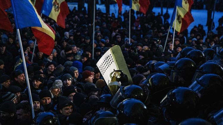مولدوفا والبورصات العالمية على طاولة مجلس الأمن الروسي