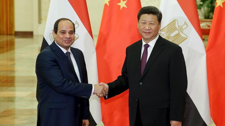 اتفاق مصري صيني على مضاعفة الجهود المشتركة لمكافحة الإرهاب