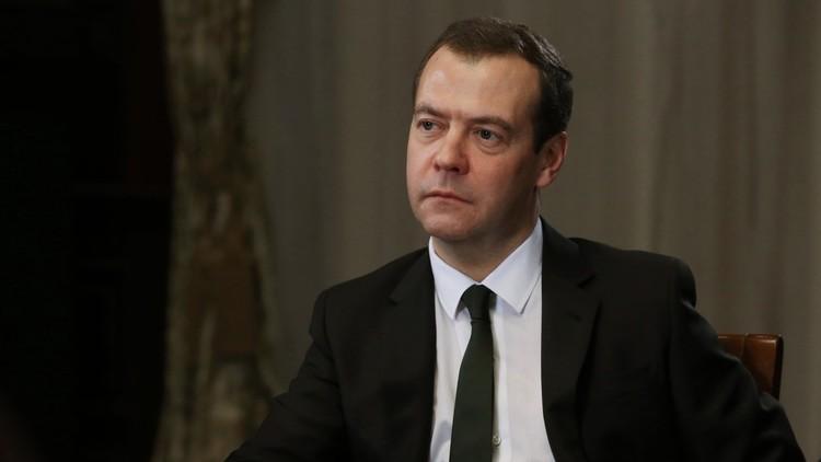 مدفيديف يترأس الوفد الروسي في مؤتمر ميونيخ للأمن