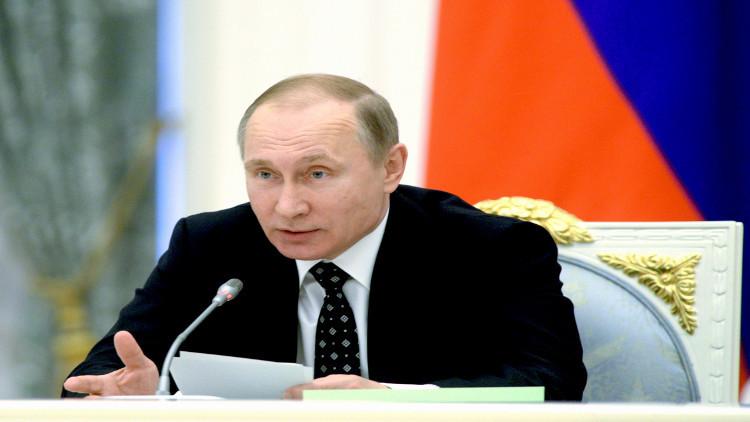 بوتين: أفكار لينين قنبلة نووية فجرت روسيا التاريخية