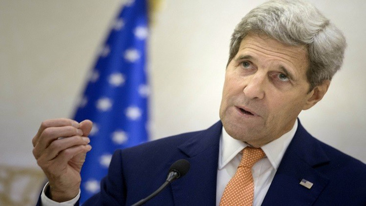 كيري: مفاوضات جنيف حول سوريا ستكون غير مباشرة