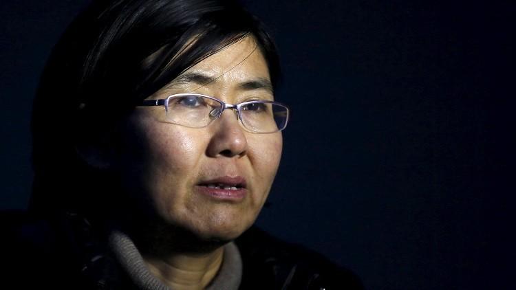 الصين تسجن ناشطة حقوقية معروفة 19 عاما