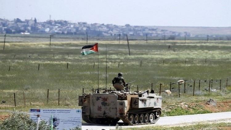 حرس الحدود الأردني يقتل 12 مسلحا حاولوا التسلل من سوريا