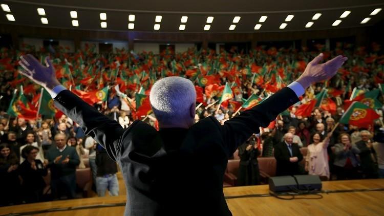 البرتغاليون يختارون رئيسا جديدا (فيديو)