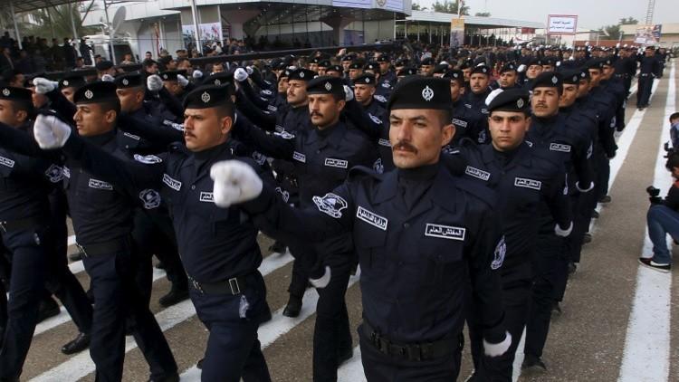 مسؤول أمريكي: بغداد ترغب في أن يدرب التحالف قوات الشرطة العراقية