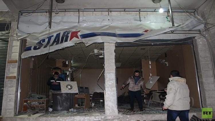 مراسلنا: 3 قتلى وأكثر من 10 جرحى في تفجيري القامشلي أقصى شمال شرق سوريا (صور)