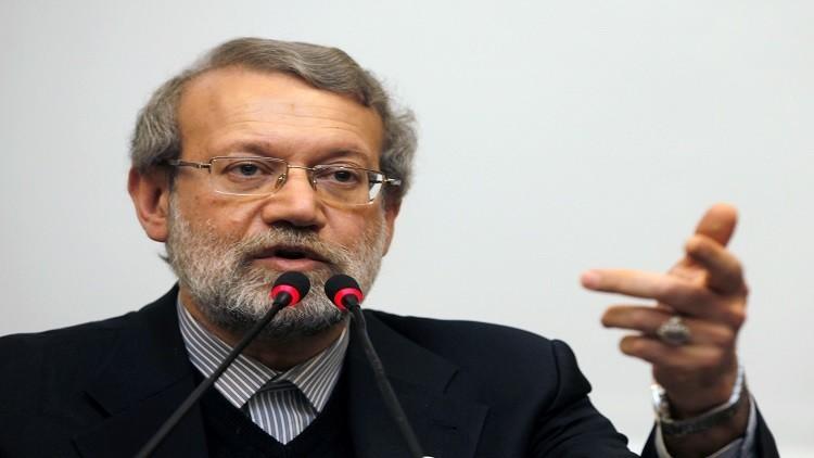 لاريجاني: الأوروبيون يسعون لإقامة علاقات مع سوريا