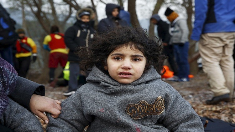 بريطانيا ستستقبل أطفالا فرقت النزاعات بينهم وبين عائلاتهم