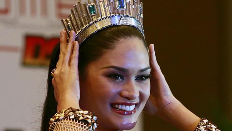 ملكة جمال الكون لعام 2015 تكشف عن حلمها المقبل