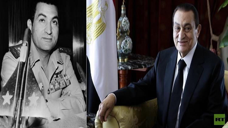 في ذكرى الثورة.. حسني مبارك وقصة الأسر لدى دولة عربية!  (فيديو)